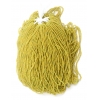 Seedbead 10/0 Green Yellow Color Lined Terra Color Strung